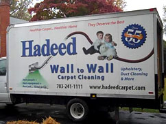 Hadeed Carpet Cleaning Russian Machine Never Breaks