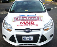 Hadeed Maid Car
