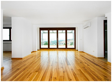 Hardwood Floor Polishing